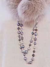杂志 女式 颈饰 项链图片17765