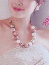 杂志 女式 颈饰 项链图片17764