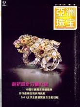 2012年12月《》饰品画册