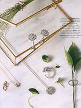 杂志 女式 手饰 婚庆戒指图片3209223