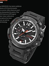 杂志 男式 手表 运动手表图片3353116