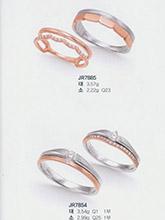 杂志 女式 手饰 对戒图片3691436