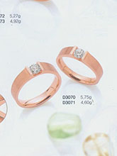 杂志 女式 手饰 对戒图片3865109