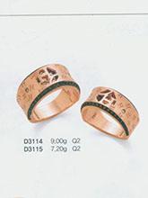 杂志 女式 手饰 对戒图片3865105