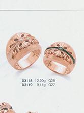 杂志 女式 手饰 对戒图片3865104