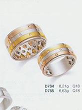 杂志 女式 手饰 对戒图片3865101