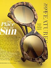 杂志 女式 眼镜 太阳镜图片4088544