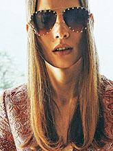 杂志 女式 眼镜 太阳镜图片4097905