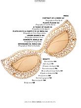 杂志 女式 眼镜 装饰镜图片4127812