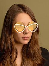 杂志 女式 眼镜 图片4172909