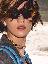 杂志 女式 眼镜 图片4189119