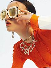 杂志 女式 眼镜 太阳镜图片4217941