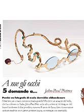 杂志 女式 眼镜 装饰镜图片4259409