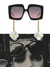 杂志 女式 眼镜 太阳镜图片4447425