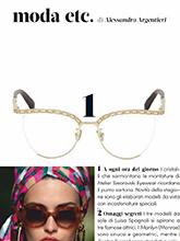 杂志 女式 眼镜 装饰镜图片4447423