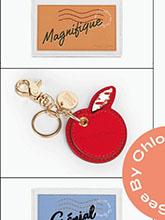 杂志 女式 挂饰 钥匙扣/挂件图片4523884