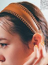 杂志 女式 发饰 发箍图片4523894