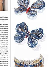 杂志 女式 胸饰 胸针/胸花图片4541930