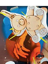 杂志 女式 挂饰 钥匙扣/挂件图片4587496