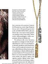 杂志 女式 颈饰 毛衣链图片4590003