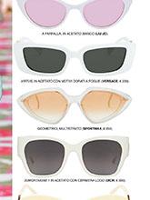 杂志 女式 眼镜 太阳镜图片4590666