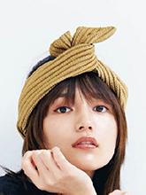 杂志 女式 发饰 发箍图片4595585