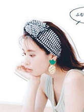 雜志 女式 發飾 發箍圖片4599514