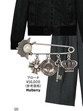 杂志 女式 胸饰 胸针/胸花图片4612478