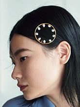 杂志 女式 发饰 发夹图片4616340