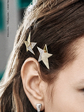 杂志 女式 发饰 发夹图片4640670