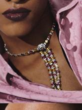 雜志 女式 頸飾 項鏈圖片4654976