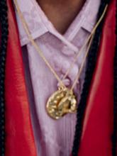 雜志 女式 頸飾 吊墜圖片4662014