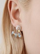 杂志 女式 耳饰 耳钉图片4662041