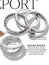 杂志 女式 手饰 戒指图片4662035