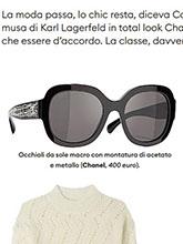 杂志 女式 眼镜 太阳镜图片4685956
