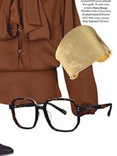 杂志 女式 眼镜 装饰镜图片4706713