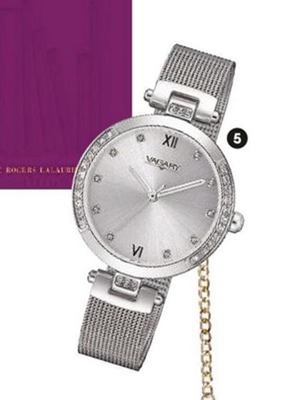 杂志 女式 手表 时尚手表图片4746360