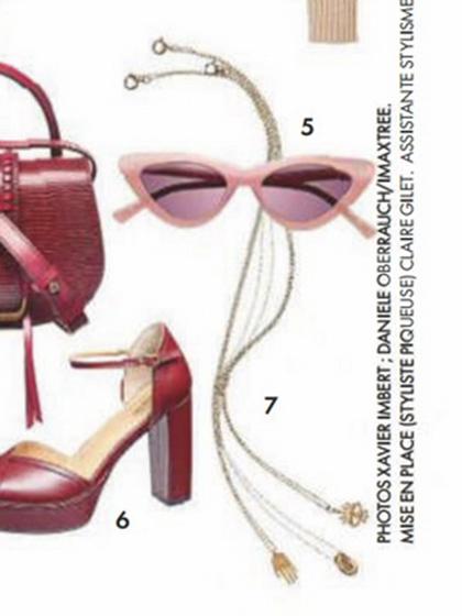 杂志 女式 眼镜 太阳镜图片4748352