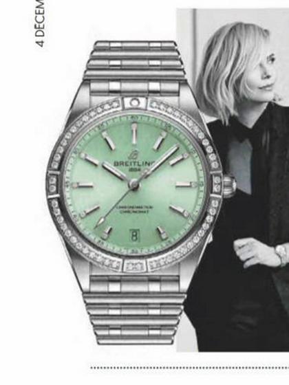 杂志 女式 手表 时尚手表图片4748349