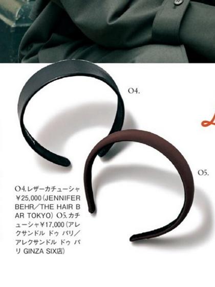 杂志 女式 发饰 发箍图片4754152