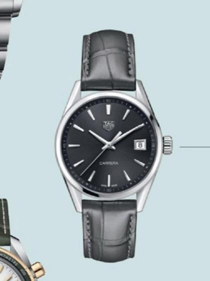 杂志 女式 手表 时尚手表图片4763403