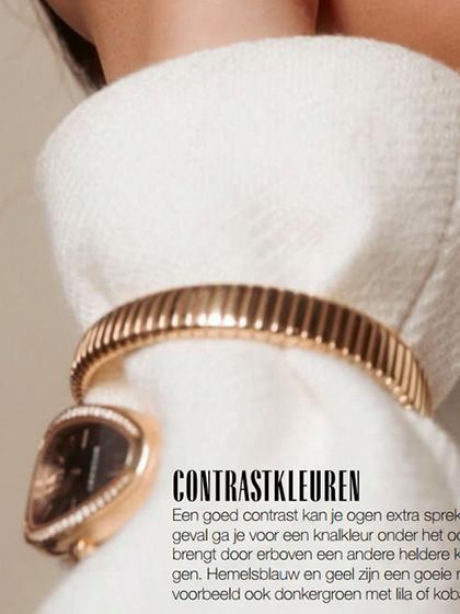 杂志 女式 手表 时尚手表图片4769724