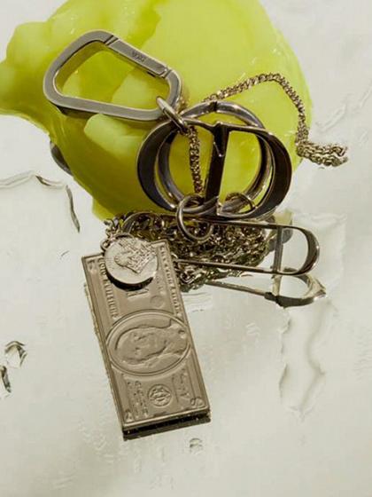 杂志 女式 挂饰 钥匙扣/挂件图片4771414