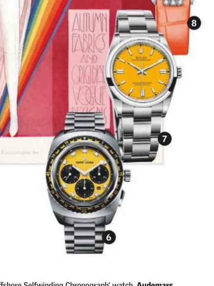 杂志 女式 手表 时尚手表图片4771428