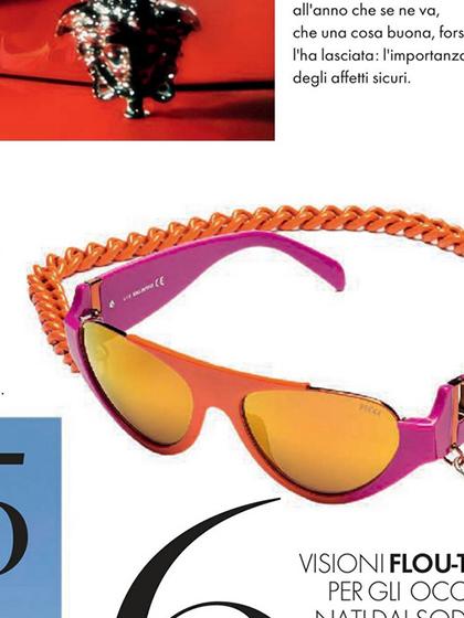 杂志 女式 眼镜 太阳镜图片4772853