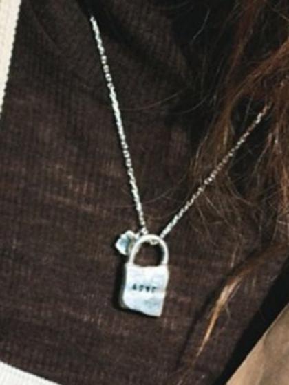 杂志 女式 颈饰 吊坠图片4772870