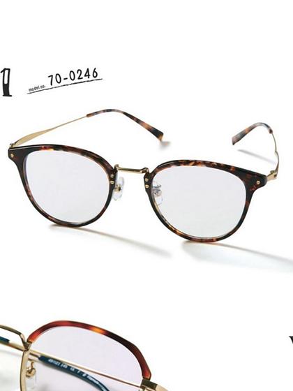 杂志 女式 眼镜 太阳镜图片4772865