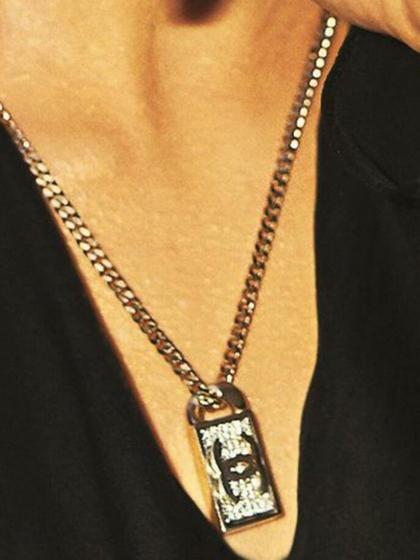 杂志 女式 颈饰 吊坠图片4774614