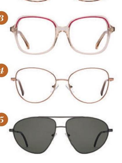 杂志 女式 眼镜 太阳镜图片4779015