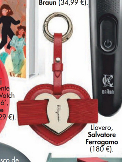 杂志 女式 挂饰 钥匙扣/挂件图片4779030